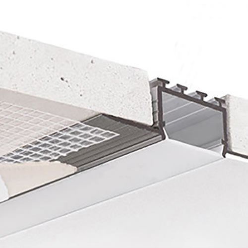 Drywall Slot Diffuser : Proteus plaster in diva lighting